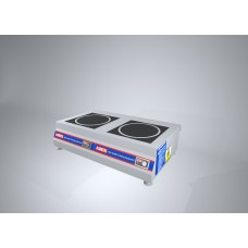 KRID1000HM- Induction Cooker 2 tunner