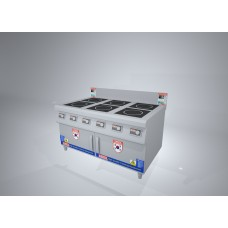 KRID2100HM6- Induction Cooker 6 stove -